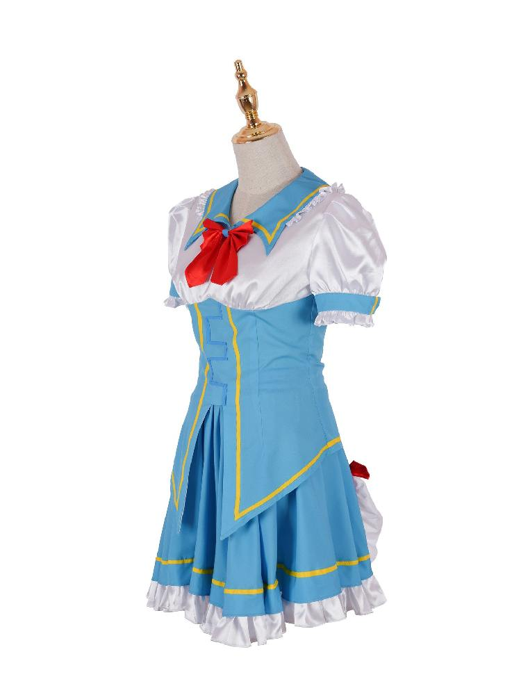 Love Adventure Game Cat Girl Paradise Katsura Cosplay Costume
