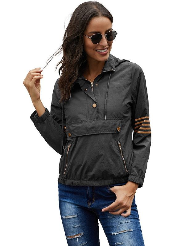 Hooded Pullover Outdoor Morris Hooded Jacket