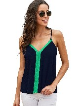 Sling Bold Beautiful Racerback Camisoler Tank
