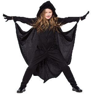 children clothing Unisex jumpsuit bat Halloween costume