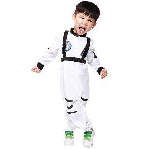 children pilot uniform boy astronauts Halloween costume