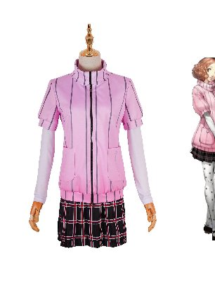 Persona Private School Beautiful Girl Kaiju Okumura Haru Cosplay Costume