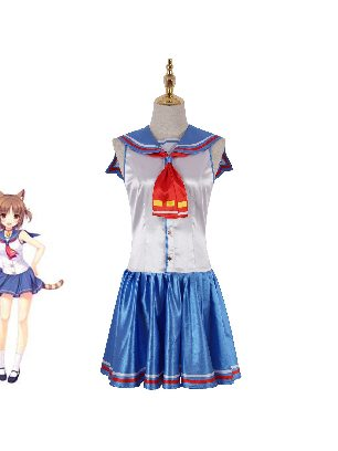 Love Adventure Game Cat Girl Paradise Red Bean Role Playing Cosplay Costume