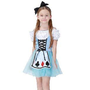 princess dress girl dress dream Alice kids Halloween costume
