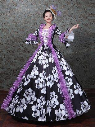 New Style Palace Dress Princess Dress Costume Banquet Prom Dress