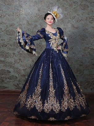 New Style Palace Birthday Party Host Women Prom Dresses