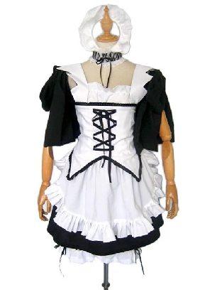 Kaichou Wa maid sama Misaki Cosplay Maid Costume