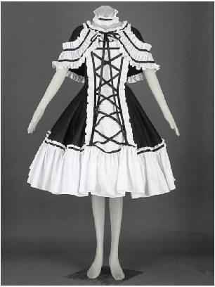 Extraordinary Event Book Rain Maiden Holic Ame warashi Sweet Lolita Dress