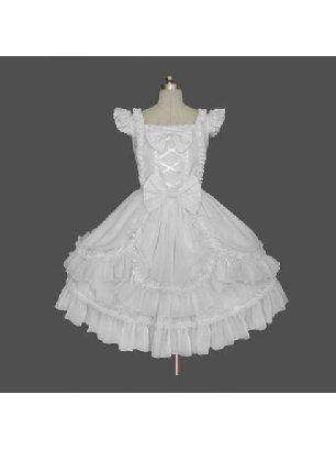 Lolita Gothic Style thin lace cake skirt palace Sweet Lolita Dresses