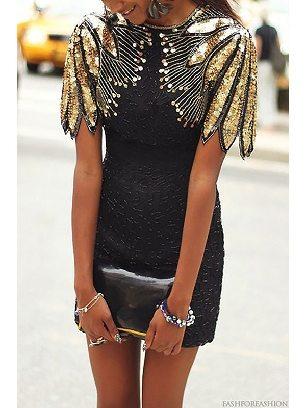 Supply Short Style Sequin Shoulder Zipper Cocktail Prom Dress