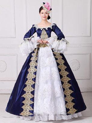 New Style European style palace princess dress