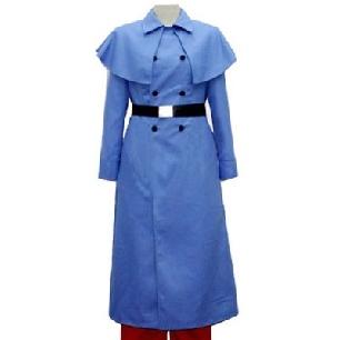 Axis Powers Hetalia Blue Francaise Cosplay Costume