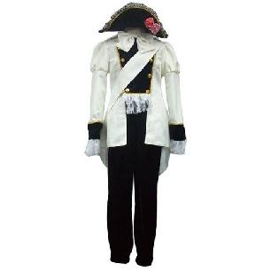 Hetalia Axis Powers Austria Uniform Cosplay Costume
