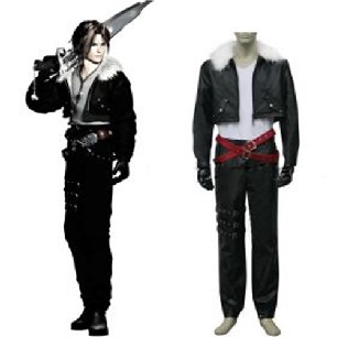 Final Fantasy Squall Cosplay Costume