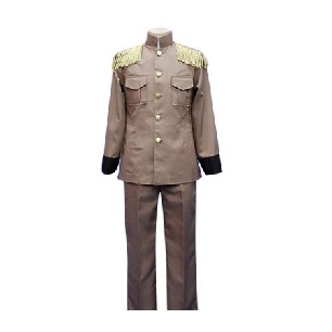 Axis Powers Latvia Galante Cosplay Costume