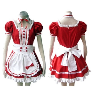 Gothic Lolita Cosplay Costume