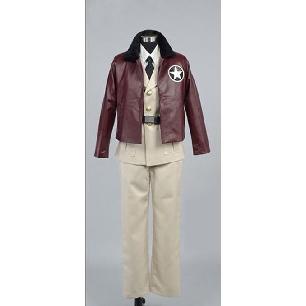 Axis Power Hetalia American Cosplay Costume