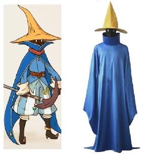Final Fantasy Black Mage Cosplay Costume
