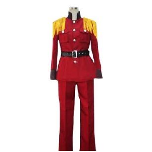 Axis Powers Latvia Cosplay Costume