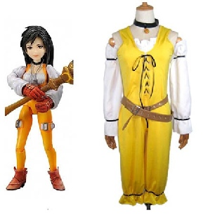Final Fantasy Garnet Cosplay Costume