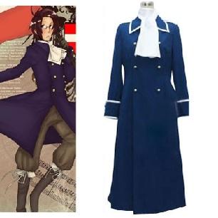 Axis Powers Hetalia Austria Cool Cosplay Costume